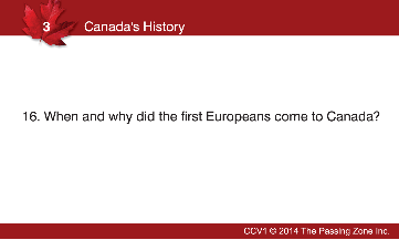 Citizenship Question 16